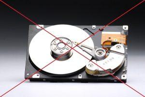 Symbolbild Datenspeicher einer FEM-Workstation - keine HDD