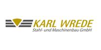 Logo der Karl Wrede Stahl- und Maschinenbau GmbH