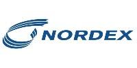Logo des Windkraftanlagenherstellers Nordex